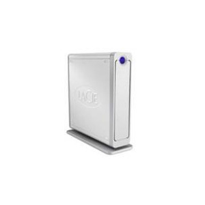 Photo of LaCie Ethernet Disk Mini Home 500GB External Hard Drive