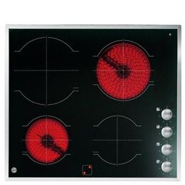 HOOVER HVK400X Hi-Light Ceramic Hob (Stainless Steel) Reviews