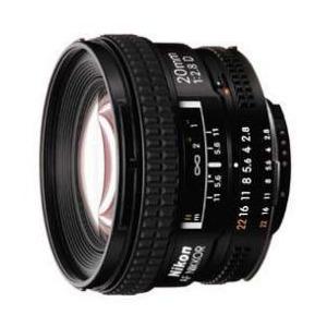 Photo of Nikon AF 20MM F/2.8D Lens
