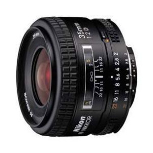 Photo of Nikon AF 35MM F/2D Lens