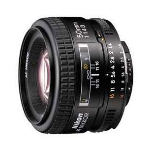 Photo of Nikon AF 50MM F/1.4 Lens