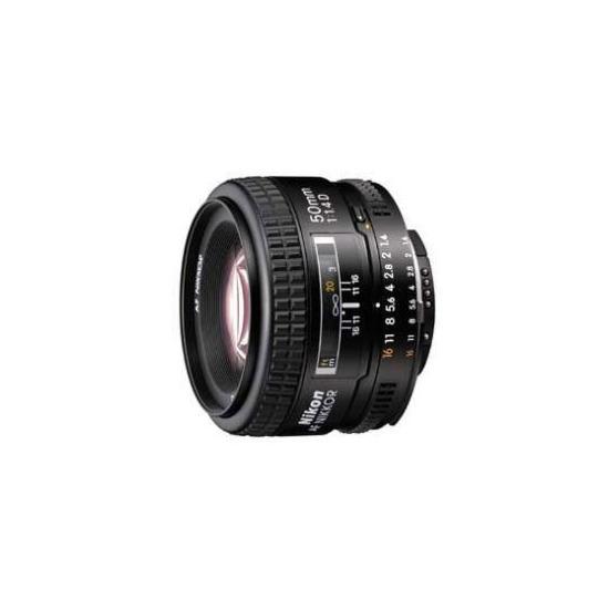 Nikon AF 50mm f/1.4