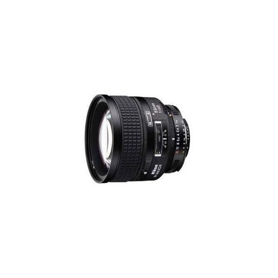 Nikon AF 85mm f/1.4