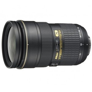 Photo of Nikon AF-S 24-70MM F/2.8G ED NIKKOR Lens