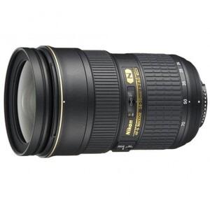 Photo of Nikon AF-S 24-70MM F/2.8G ED NIKKOR Lens