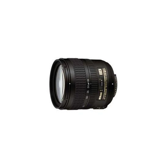 Nikon AF-S DX 18-70mm f3.5-4.5G