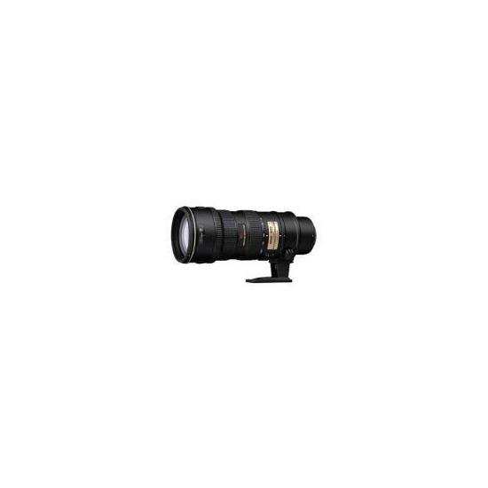 Nikon AF-S VR 70-200 f/2.8G IF-ED