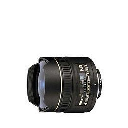 Nikon AF10.5MM F2.8G DX Fisheye Lens Reviews