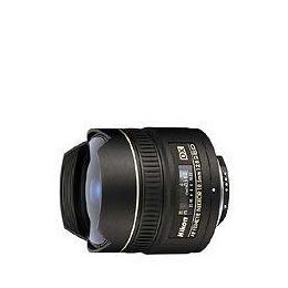 Nikon AF10.5MM F2.8G DX Fisheye Lens Reviews