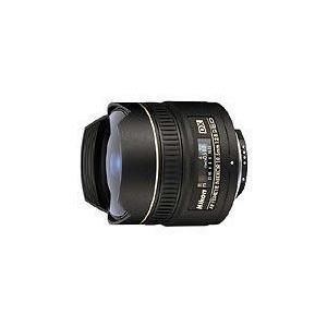 Photo of Nikon AF10.5MM F2.8G DX Fisheye Lens Lens