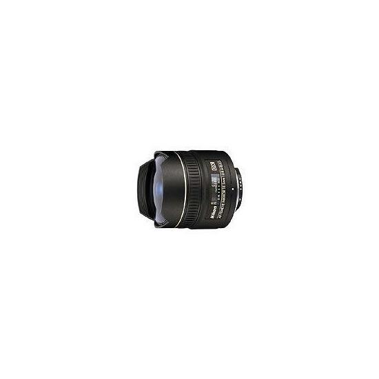 Nikon AF10.5MM F2.8G DX Fisheye Lens