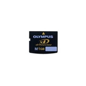 Photo of Olympus 1GB XD PictureCard Memory Card