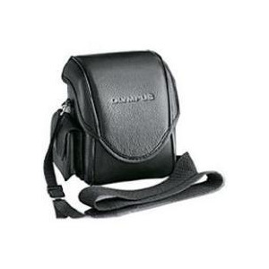 Photo of Olympus E0413848 Leather Case Camera Case