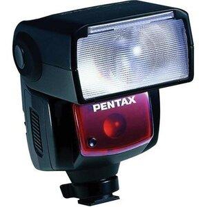 Photo of Pentax AF360 Dedicated Auto Flash Camera Flash