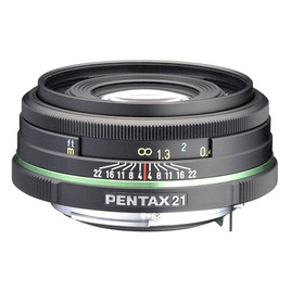 Pentax SMC DA 21mm f/3.2 AL pancake lens Reviews