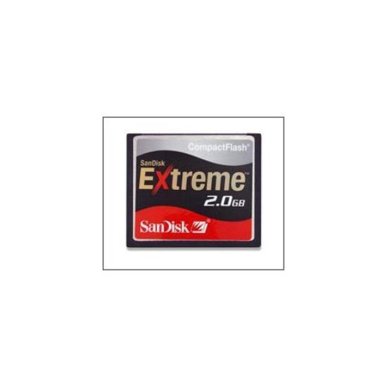 Sandisk 2GB Extreme III Compact Flash CF