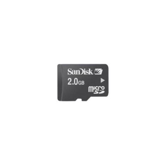 Sandisk 2GB MicroSD w/o adaptor