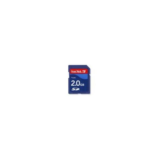 Sandisk 2GB Secure Digital SD