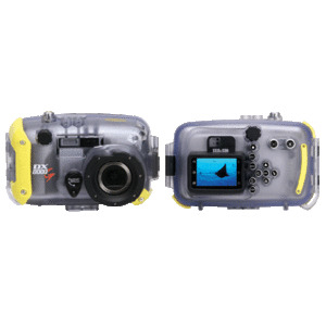 Photo of Sea and Sea 8000G Camera and DX-8000G Housing Set Digital Camera