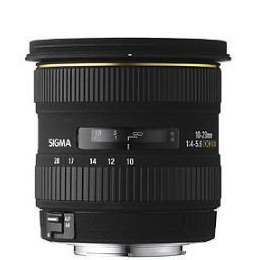 Sigma 10-20mm F4-5.6 EX DC HSM Reviews