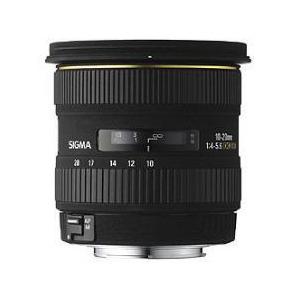 Photo of Sigma 10-20MM F4-5.6 EX DC HSM Lens