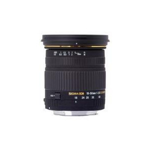 Photo of Sigma 18-50MM F2.8 EX DC Macro HSM Lens
