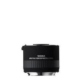 Sigma 2x EX DG Tele Converter Reviews