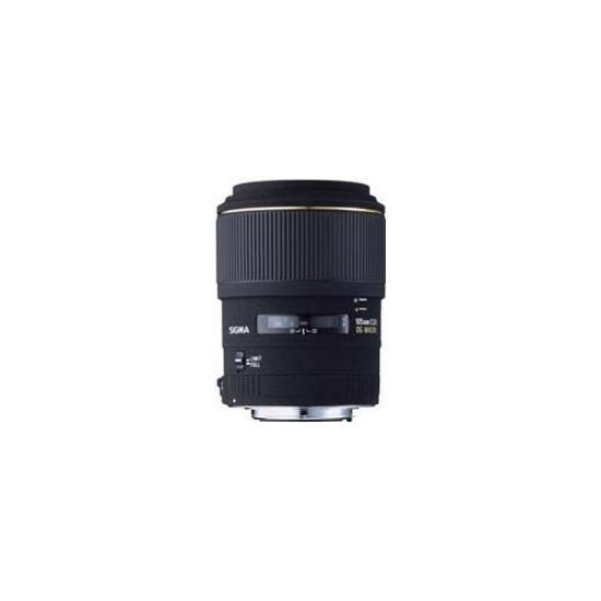 Sigma AF105 F2.8 EX DG Macro