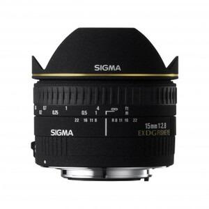 Photo of Sigma AF15 F2.8 EX DG Lens