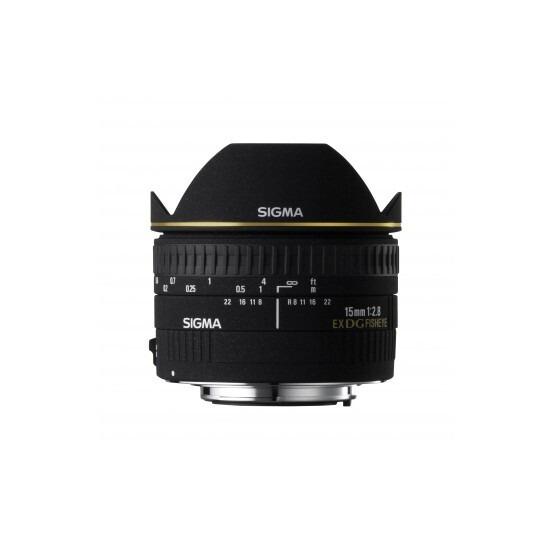 Sigma AF15 F2.8 EX DG