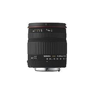 Photo of Sigma AF18-200 F3.5-6.3 DC Lens