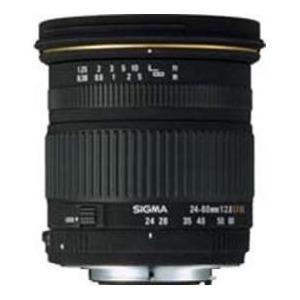 Photo of Sigma AF24-60 F2.8 EX DG Lens