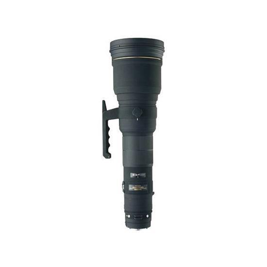 Sigma 800mm F/5.6 EX APO DG HSM (Canon Mount)