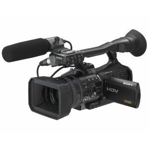 Photo of Sony HVR-V1 Camcorder