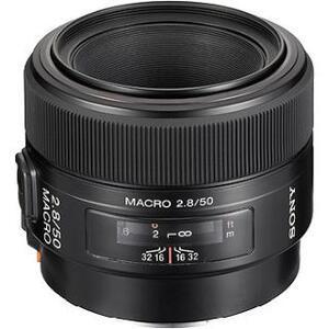 Photo of Sony SAL 50MM F2.8 Macro Lens Lens
