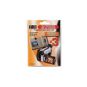 Photo of TNB Pack Of 3 Screen Protectors Digital Camera Accessory