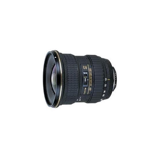 Tokina AF 12-24mm f/4 PRO DX Lens