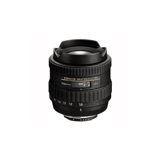 Tokina AT-X DX 10-17mm f3.5-4.5 (Nikon mount)
