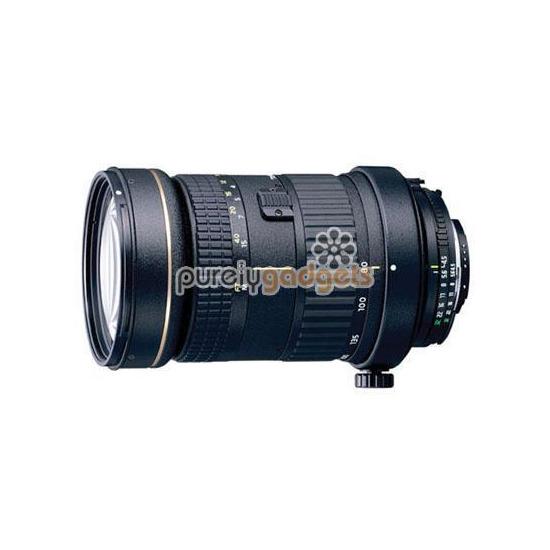 Tokina AT-X840 AF D - 80-400mm F4.5-5.6