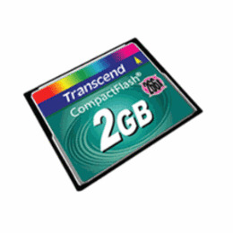 Transcend 2GB CF Card Reviews