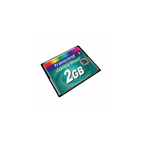 Transcend 2GB CF Card
