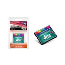 Transcend 4GB CF Card Reviews