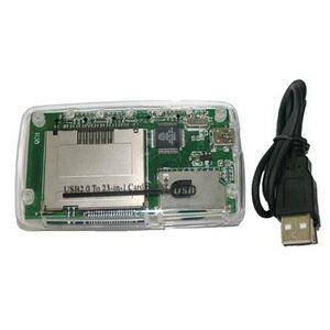 Photo of USB2.0 23-In-1 Card Reader Computer Peripheral
