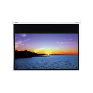Photo of Optoma Panoview DS3084PM 84 Inch Manual Pull-Down Projector Screen Projection Accessory