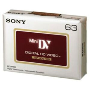 Photo of Sony DVM63HD Memory Card