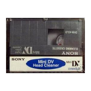 Photo of Sony MINIDV Head Cleaning Tape Camcorder Accessory