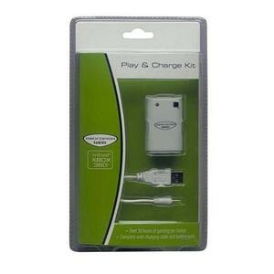 Photo of Swordfish Play and Charge Kit For XBOX 360 Games Console Accessory