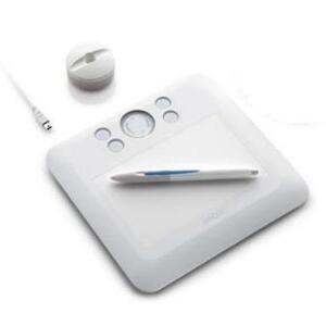 Photo of Wacom Bamboo Fun Medium Tablet + Pen USB Mac/Win Computer Mouse