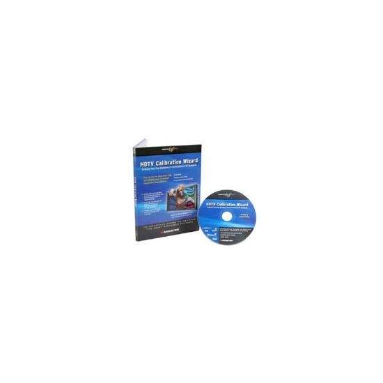 Monster  HDTV Calibration Wizard DVD