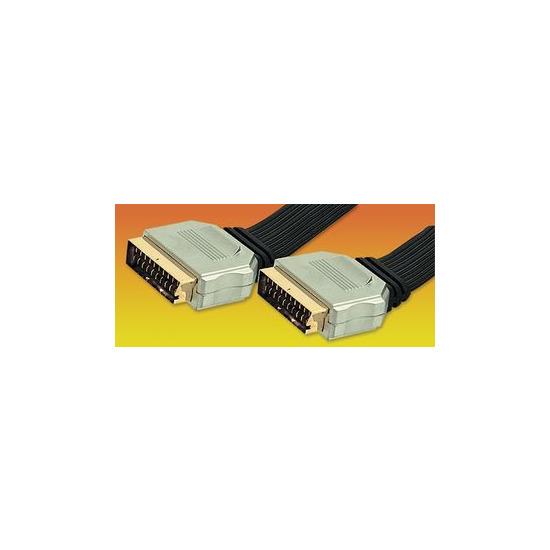 AV4Home  Scart Flat Cable